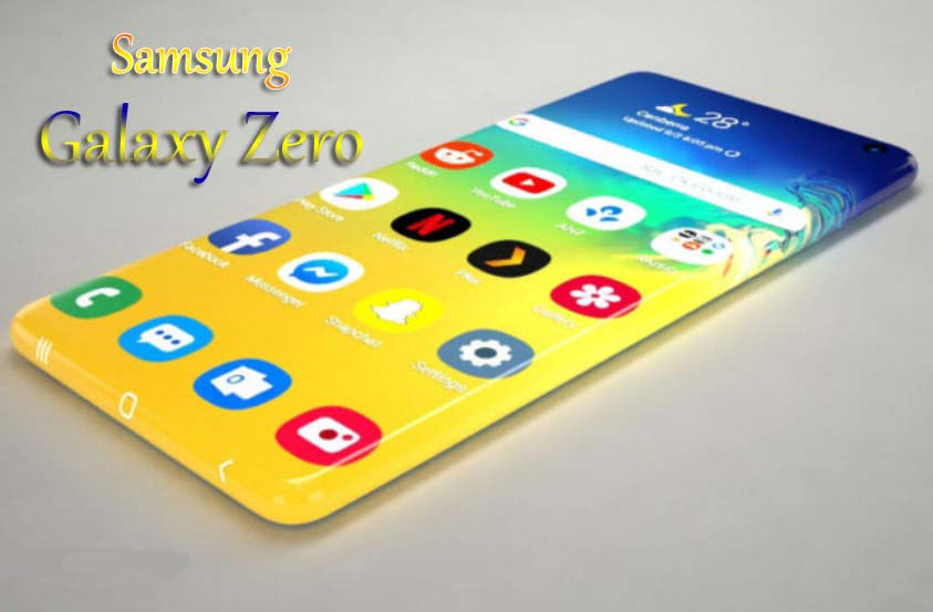 Samsung Galaxy Zero 2021