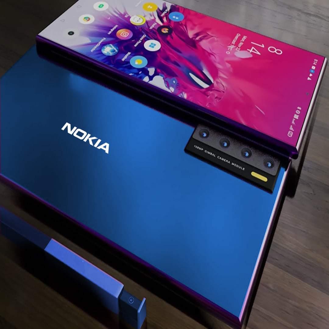 Nokia Slim X Concept Phone 2021